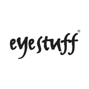 Eye Stuff Logo glasses frames St Kilda